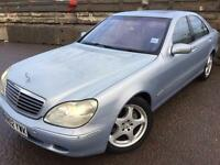 S500 limousine immaculate condition new mot 55K mileage