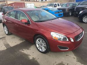 2012 Volvo S60 T6/ LEATHER/ AUTO/ AWD
