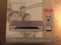 Freeview Box (STB 6002 Freeview Receiver)