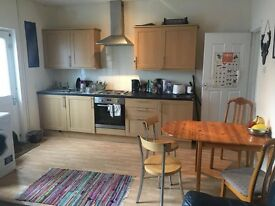 Bright and spacious double room available