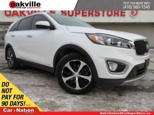 2016 Kia Sorento 3.3L EX+ | 7 PASS | AWD | LEATHER | PANO ROOF