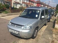 2004 CITROEN BERLINGO MULTISPACE. BRILLIANT DRIVE. ELECTRIC WINDOWS. AIR CON. RADIO/CD. CLEAN.NO VAT
