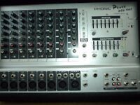 Phonic Powered Mixer