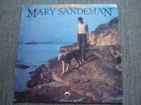 "Introducing Mary Sandeman, 12"" vinyl LP record"