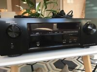 Denon AVR-X1000 Integrated Network AV Surround Receiver