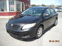 2009 Toyota Corolla REDUCED TO SELL TODAY!!!