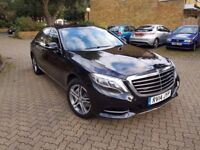 MERCEDES S 350 L EXECTIVE PACK ONE OWNER FROM NEW MERCEDES OWN FROM NEW FULL MERC SEVICE HISTORY