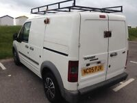 Ford transit connect 55 plate good runner