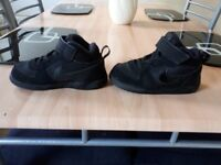 Infant Nike Air Force 1 mid size 7.5