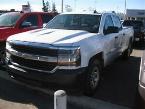 2016 Chevrolet Silverado 1500 WT / Crew CAB / 4X4 / *Great Price