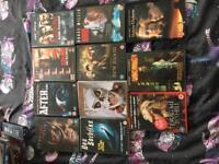 Various bundles of DVDs