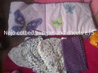 Baby toys bedding and stuff
