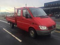 Mercedes sprinter 311CDI 2006 TIPPER 36.000 Very Low miles WARRANTED MILES