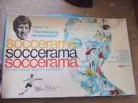 Soccerama - collector's English board game