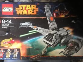 Star Wars and ultra agent Lego
