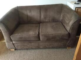 Brown sofa for sale, contact 0795 779 0347