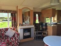 Cheap Sited Static Caravan For Sale in Borth, Ceredigion, Wales. Nr New Quay, Barmouth. 12 Months.