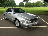 Mercedes 300SL Convertible Automatic 1998 in Silver