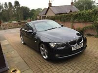 BMW 335d coupe se