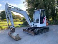 5 ton digger / excavator