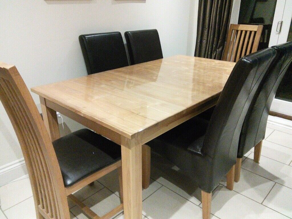 Dining Table And Chairs In Chandlers Ford Hampshire Gumtree