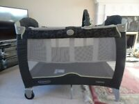 Graco Contour Bassinet Travel Cot, playpen (Birth to 3 Years Approx.)