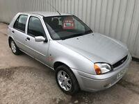 Ford Fiesta 1.2 Ghia - 5 door, 8 months MOT - 81k miles only!!!