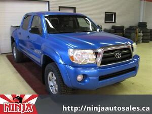 2006 Toyota Tacoma V6 TRD Double Cab New AT Tires
