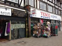 Large shop to rent,High Road Chadwell Heath,next to TESCO for grocery,catering shop,retail shop,cafe