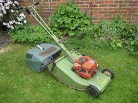 Hayter Harrier 2 lawn mower