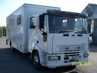 11 ton lorry / race transporter for sale