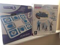 Nintendo Wii Dance Mats x2