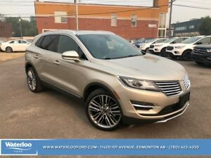2015 Lincoln MKC Reserve | Active Park Assist | Heated/Cooled Se