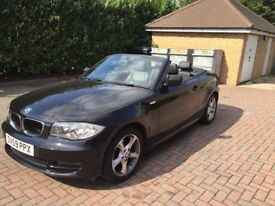 BMW CONVERTIBLE 1 Series - 7000 OFFERS ACCEPTED
