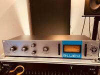 Black lion audio bluey 1176 compressor