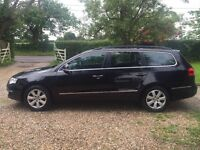 VW PASSAT ESTATE TDI DSG STUNNING! SE FULL SERVICE AND MOT! LOW MILEAGE FSH