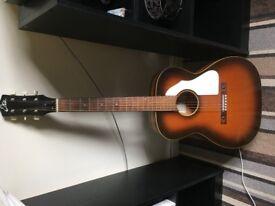 Eko Acoustic Guitar Vintage Project Damaged