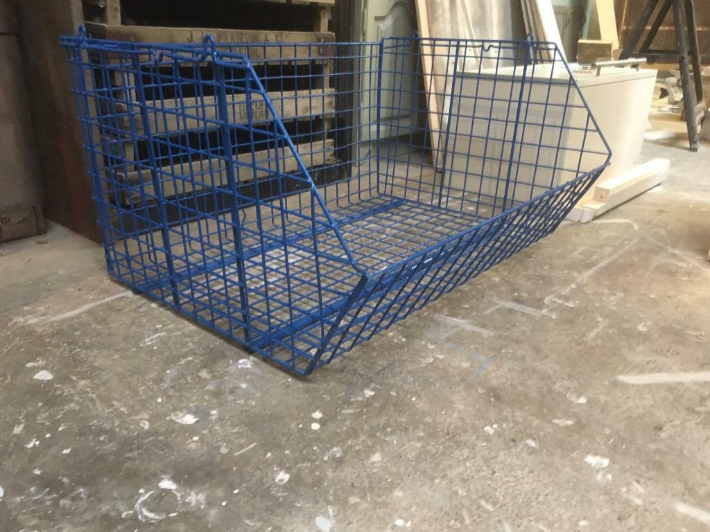 Gym storage baskets 3 x2ft
