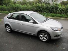 £30 TAX, 70 MPG, 2008 FOCUS DIESEL 1.6 TD 109, SUPERB, LOW MILEAGE, LONG MOT, PART-EXCHANGE WELCOME