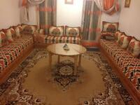 Moroccan sofas can be sold in different sizes