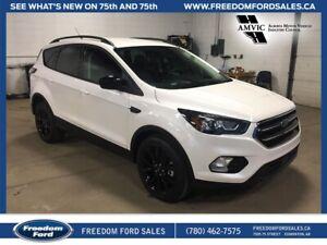 2018 Ford Escape SE Sport 4wd