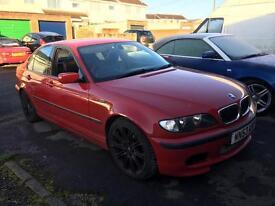 BMW 320i 2003 E46
