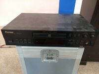 Pioneer PDR-609 CD Recorder. Unused.