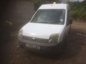 FORD TRANSIT COONECT 2006