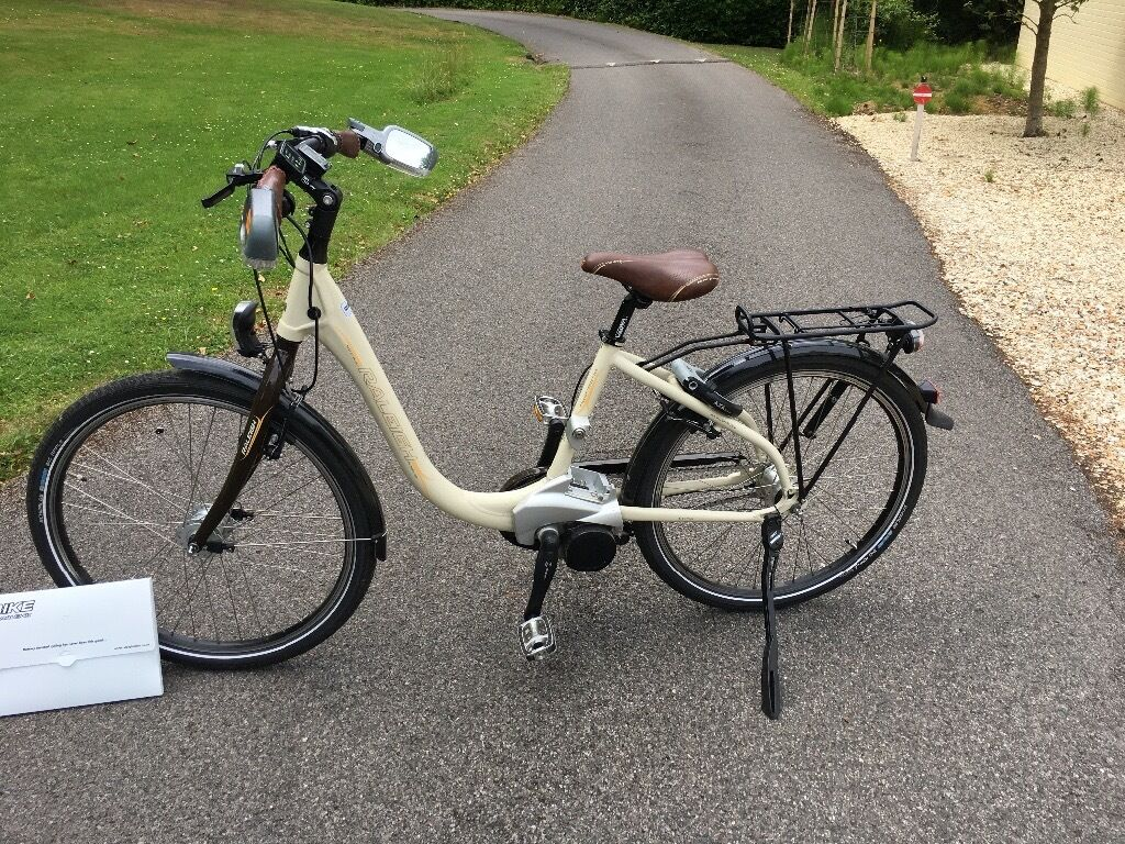 ladies raleigh leeds tour electric bike in lyndhurst. Black Bedroom Furniture Sets. Home Design Ideas