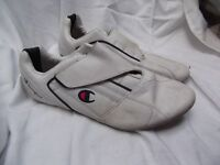 White Trainers Size 12