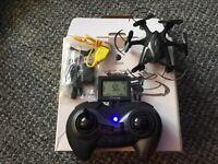 IDRONE I6S MINI DRONE WITH 2MP CAMERA, DIGITAL DISPLAY REMOTE.