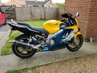 Honda CBR 600F4 1999 T Reg