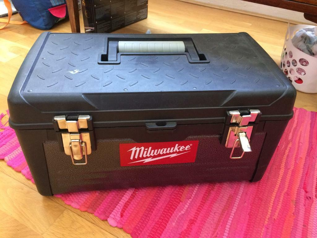 Milwaukee Tool Box In Plymouth Devon Gumtree
