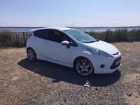 Ford Fiesta Zetec S, 1.6 Petrol, Frozen White , Hatchback, 3 Door